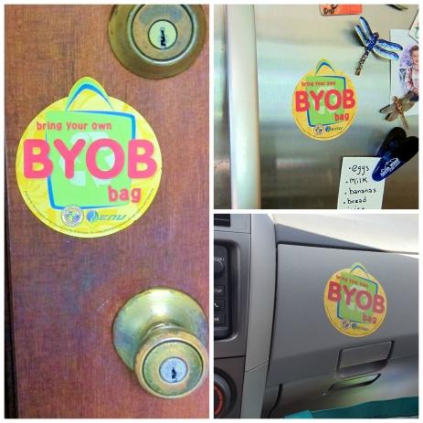 BYOB Collage