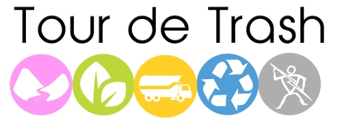 Tour de Trash 2018 Logo