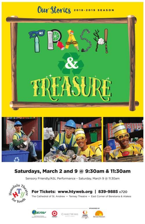 Trash & Treasure Flyer